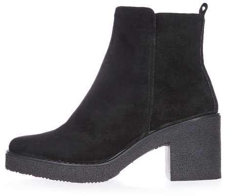 TopshopTopshop Bay suede heeled boots