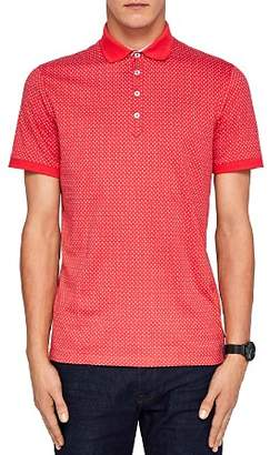 Ted Baker Boxer Geo Regular Fit Polo