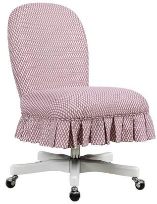 Ophelia & Co. Eui Mid-Back Wood Desk Chair
