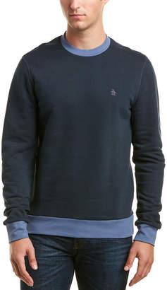 Original Penguin Fleece Crew Shirt