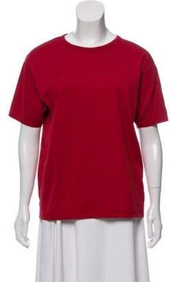 Acne Studios Short Sleeve T-Shirt