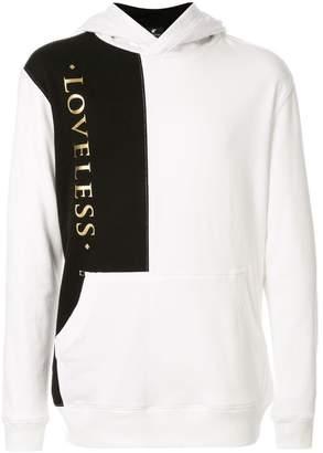 Loveless kangaroo pocket hoodie