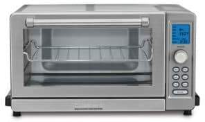 Cuisinart Deluxe Convection Toaster Oven Broiler TOB-135NC