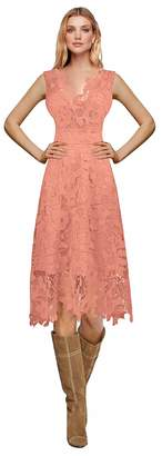 ThaliaDress Womens Floral Lace Bridesmaid Dress Prom Gown T244LF US