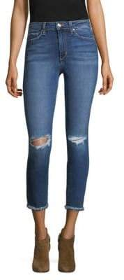 Charlie High-Rise Skinny Jeans