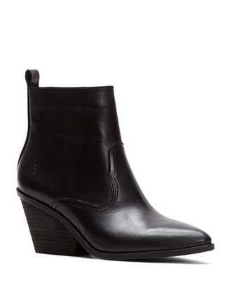 Frye Amando Wedge Ankle Booties