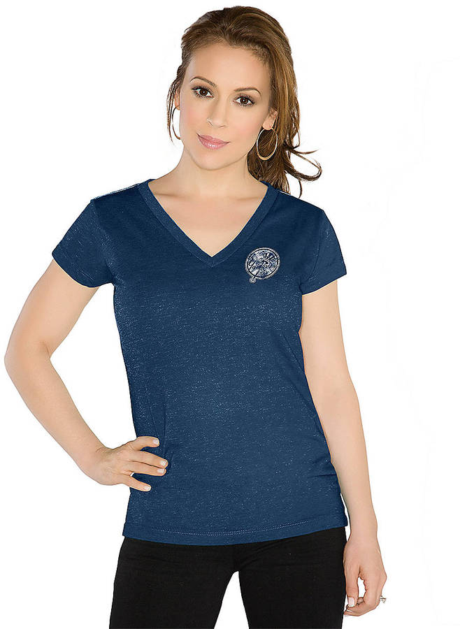 New York Yankees TOUCH BY ALYSSA MILANO Outfield Tee