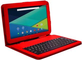 DAY Birger et Mikkelsen Visual Land Prestige Elite 10QL 10-Inch 16GB Android Tablet with Keyboard Case