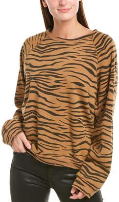 Ragdoll LA Zebra Print Pullover