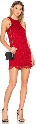 Lovers + Friends Caspian Shift Dress in Red $180 thestylecure.com