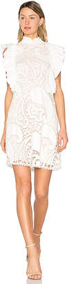 See By Chloe Lace Sheath Dress in White $545 thestylecure.com