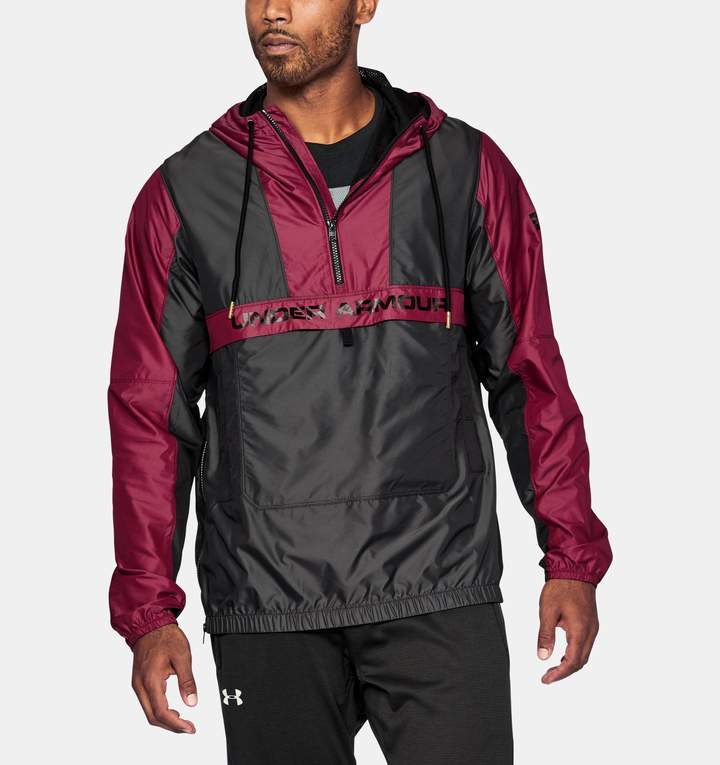 Under Armour Men's UA Pursuit Subsurface Windbreaker