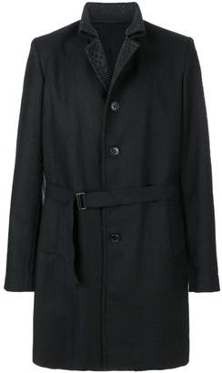 Ann Demeulemeester Bonifing single-breasted coat