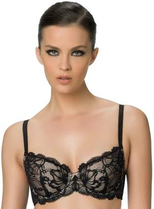 f18142bc06 at Kohl s · Felina Paramour By Paramour by Bra  Dawn Stretch Lace Full- Figure Contour Demi Bra
