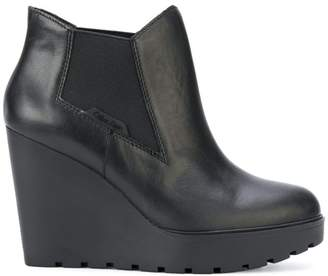 Calvin Klein Jeans platform ankle boots