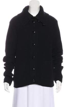 Marc Jacobs Wool and Cashmere-Blend Cardigan