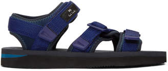 Paul Smith Navy Formosa Cycle Sandals