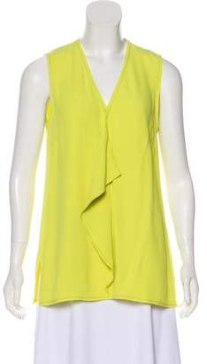 Proenza Schouler Crepe Sleeveless Top