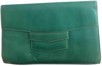 Bally Leather Clutch Bag