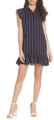 BB Dakota American Pie Stripe Shirtdress