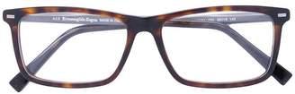 Ermenegildo Zegna square-frame optical glasses