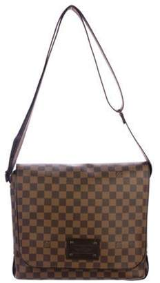 Louis Vuitton Damier Ebene Brooklyn PM brown Damier Ebene Brooklyn PM