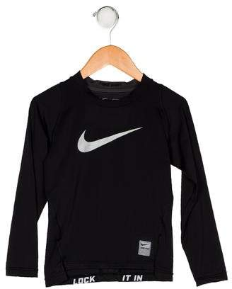 Nike Boys' Athletic Long Sleeve Top
