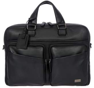 Bric's Torino Leather Briefcase