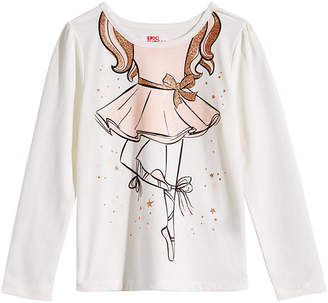 Epic Threads Toddler Girls Ballerina T-Shirt