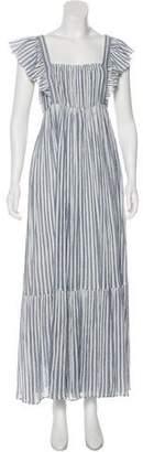 Ulla Johnson Ariane Striped Dress