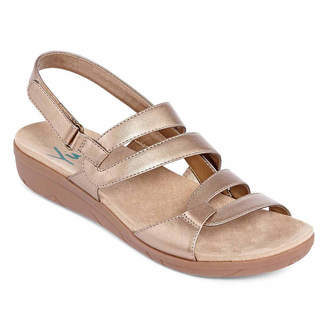Yuu Womens Janna Strap Sandals