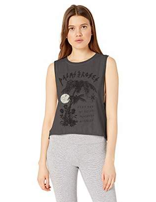 Hurley Junior's Washed Muscle Tank Top
