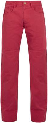 Wales Bonner Panelled denim jeans