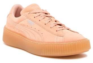 Puma Jewel Suede Platform Sneaker (Toddler, Little Kid & Big Kid)