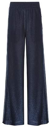 Golden Goose Sophie wide-leg trackpants