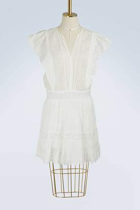 Vanessa Bruno Idaia cotton and linen dress