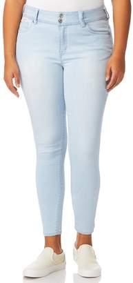 Ultrasoft Juniors' Plus Size Wallflower Ultra-Soft Skinny Jeans