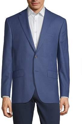 Jack Victor Men's Conway Textured Wool Jacket