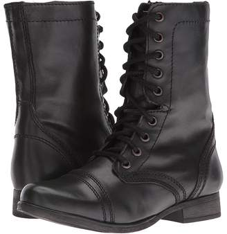 Steve Madden Troopa Combat Boot Women's Lace up casual Shoes