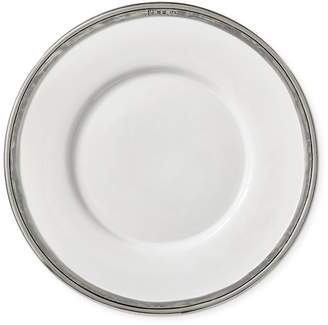 Williams-Sonoma Valpeltro Pewter Charger Plate