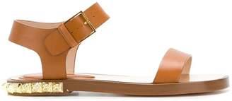 Stuart Weitzman Rosewood sandals