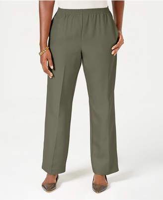 Karen Scott Petite Pull-On Pants