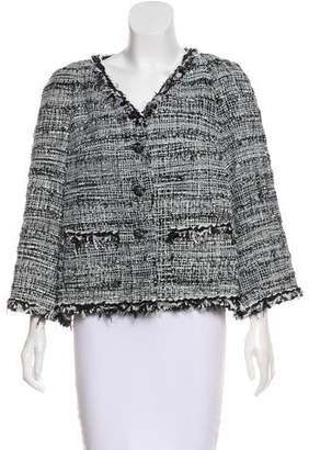 Chanel Embellished Tweed Jacket