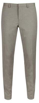 Burton Mens Copper Skinny Fit Stretch Trousers