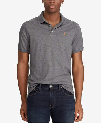 Polo Ralph Lauren Men Big & Tall Classic Fit Soft Touch Cotton Polo