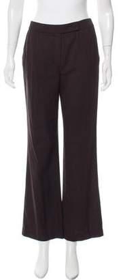 Akris Punto Mid-Rise Wide-Leg Pants