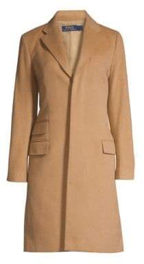 Polo Ralph Lauren Wool& Cashmere Trench Coat
