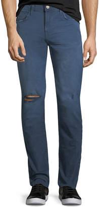 J Brand Tyler Torn & Thrashed Denim Jeans