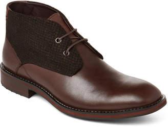 Zanzara Brown Nebot Leather Chukka Boots