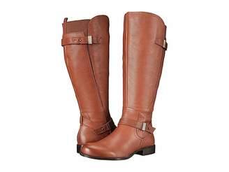 Naturalizer Joan Wide Calf Women's Wide Shaft Boots